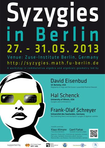 Plakat Universität Berlin